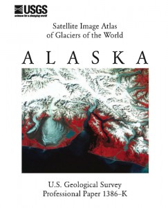 Glaciers of Alaska Cover