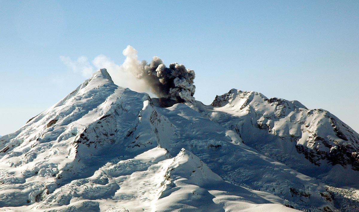 Redoubt - Alaska Volcano Observatory