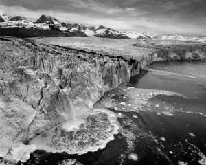 W.T. Pfeffer, 2007, from The Opening of a New Landscape: Columbia Glacier at Mid-Retreat, published by American Geophysical Union.