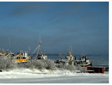Commercial Fishing Boats - Alan Sorum