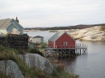 Peggy's Cove by Bryn Harris