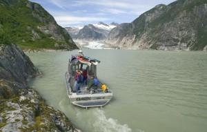 Boating on the Stikine River - Photo by Alaska Vistas