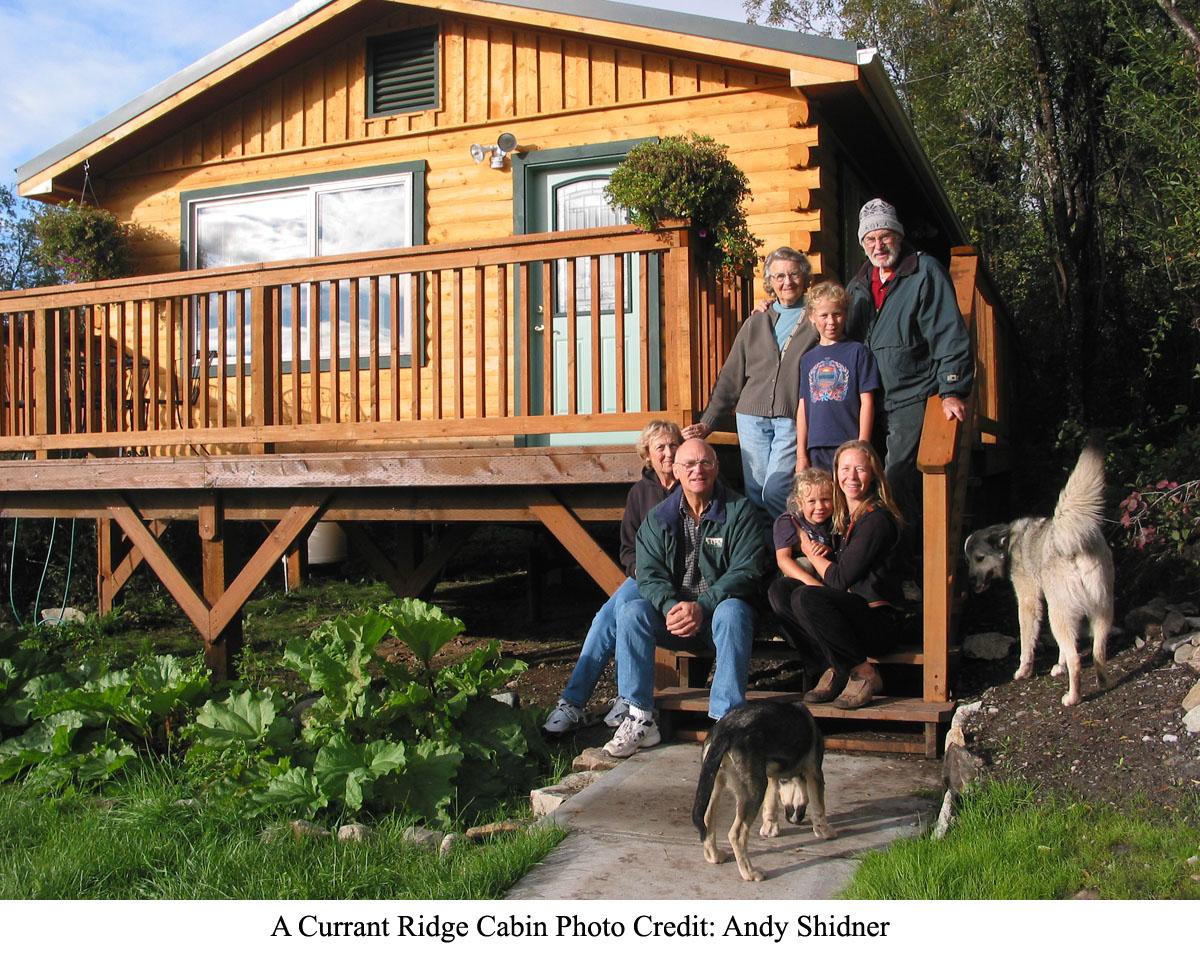 Currant Ridge Cabins McCarthy Alaska