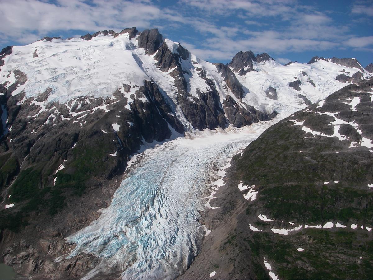 Boat Ramp Glacier Credit: NPS/MOS