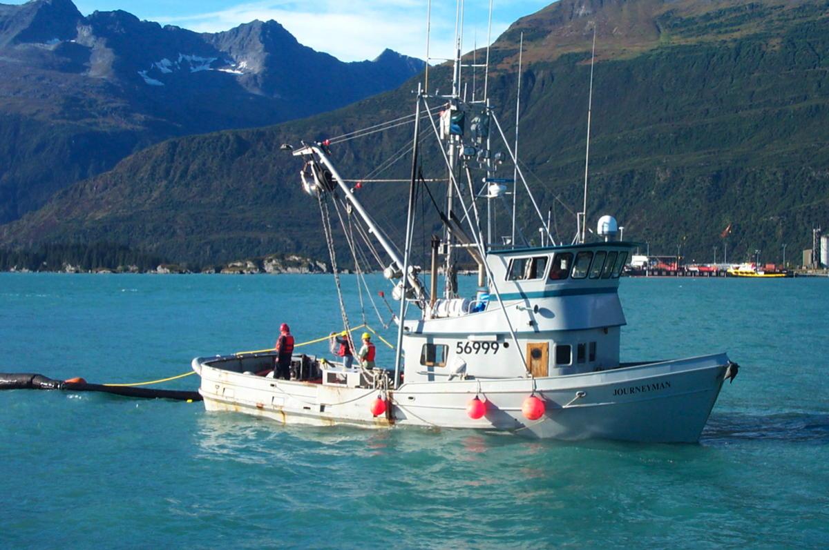 Alaska Seine Boat F/V Journeyman