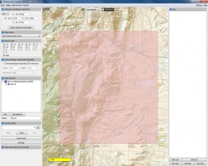 USGS Topographic Map Data for Mobile Devices - Mobile Atlas Creator Screenshot
