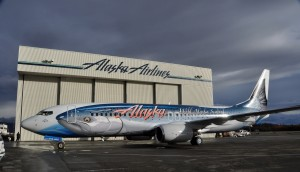 Alaska Airlines Salmon Thirty Salmon II