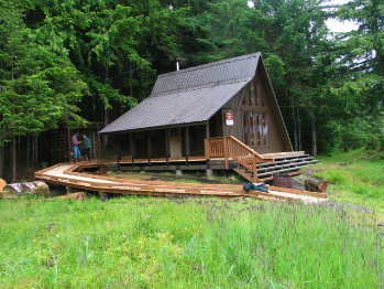 Remote Rental Cabins In Southeast Alaska On The Tongass