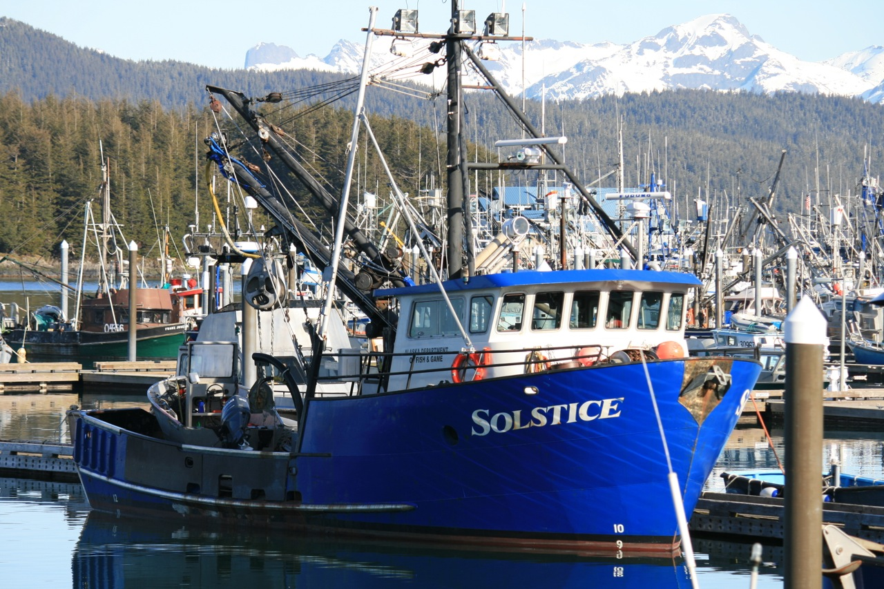 Alaska Purse Seiner - Alan Sorum