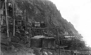 Ukivuk or King Island Village - USGS
