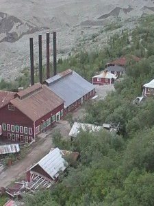 Kennecott National Historic Landmark - Alan Sorum