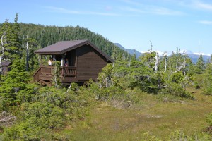 Tongass NF Trail Shelter