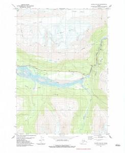 Valdez A6 Quad Topo Map