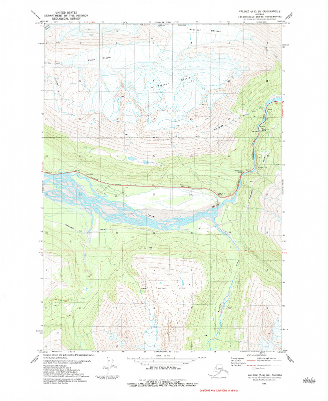 Alaska Topographic Maps Will Be Updated  Information