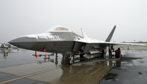 An Early Snowfall at Joint Base Elmendorf-Richardson – JBER