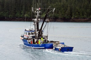 Prince William Sound Purse Seiner