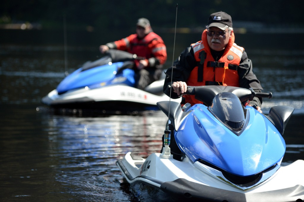 Coast Guard Conducts Boating Safety Training in Juneau, Alaska