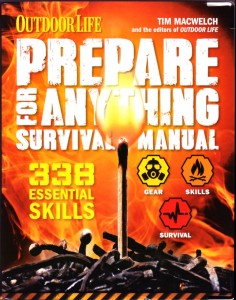 The Prepare for Anything Survival Manual